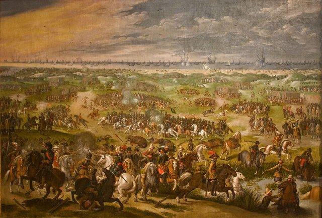 Batalla - Sebastian Franck (1640)