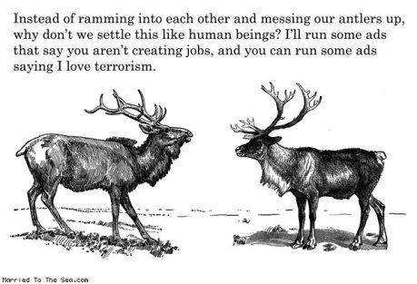 deer terrorism jobs