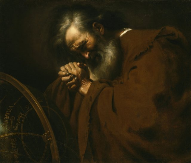 Heraclitus, The Weeping Philosopher