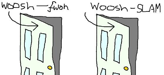 DoorsClosing
