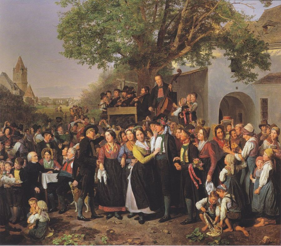 lower-austrian-peasant-wedding-1843